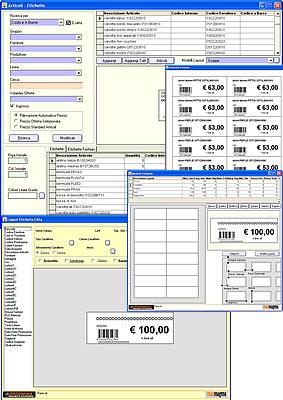 Procedure Codifica Etichettatura Automatica